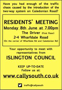 meeting poster